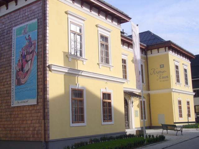 Kulturhaus St. Gilgen