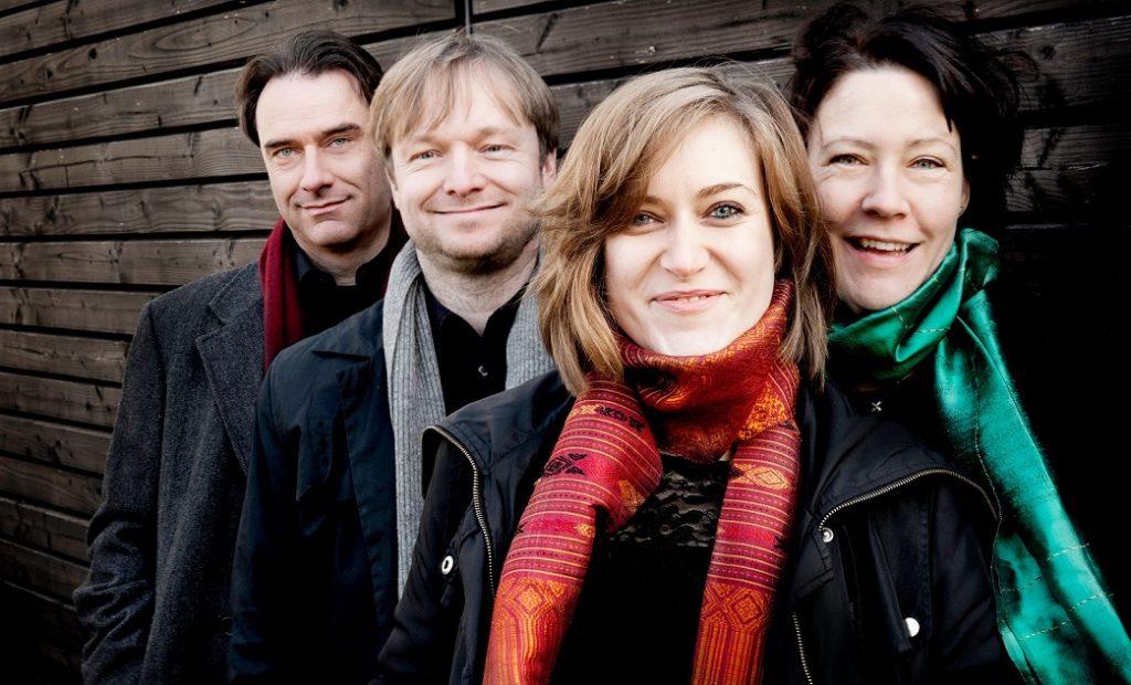Teamfoto Diogenes Quartett