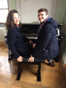 Andrei Gologan & Roxana Circiu
